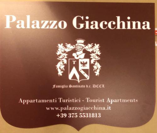Palazzo Giacchina, Venezia