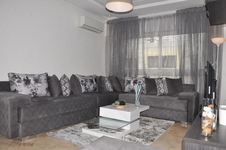 Val Fleuri Apartment with Balcony, Casablanca, Casablanca