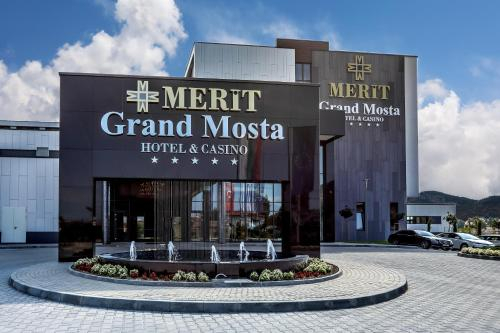 Hotel Merit Grand Mosta Casino & SPA, Svilengrad