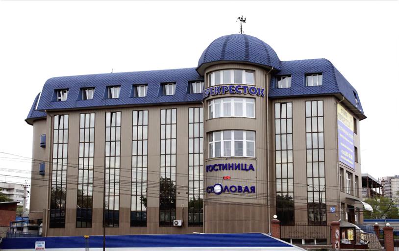 Perekrestok Hotel, Novosibirskiy rayon