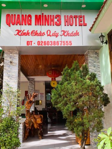 QuangMinh3 Hotel, Kon Tum