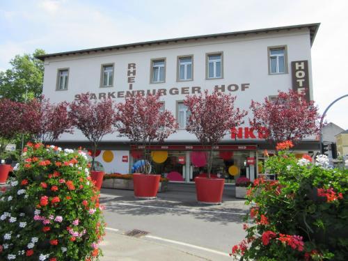 Rheinhotel Starkenburger Hof, Mainz-Bingen