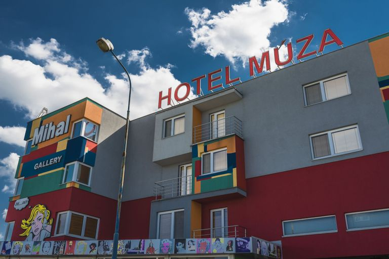 GARNI HOTEL MÚZA, Košice IV