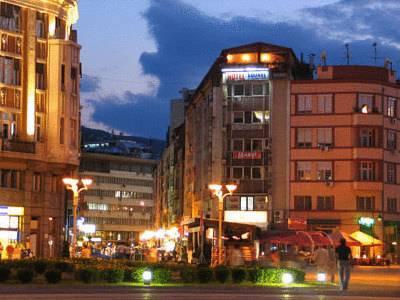 Hotel Square,