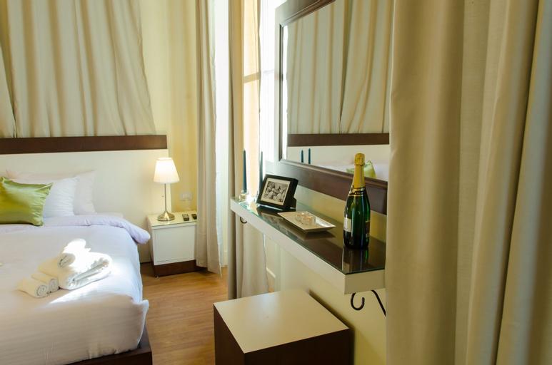 Grand Agor Hotel, 'Abdin
