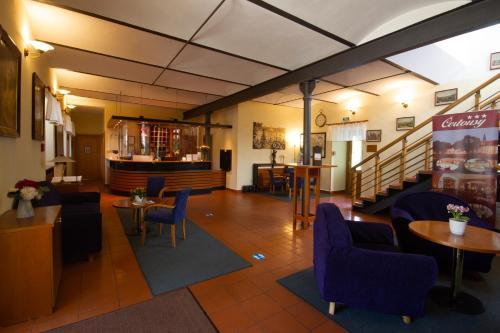 Hotel Certousy, Praha 20