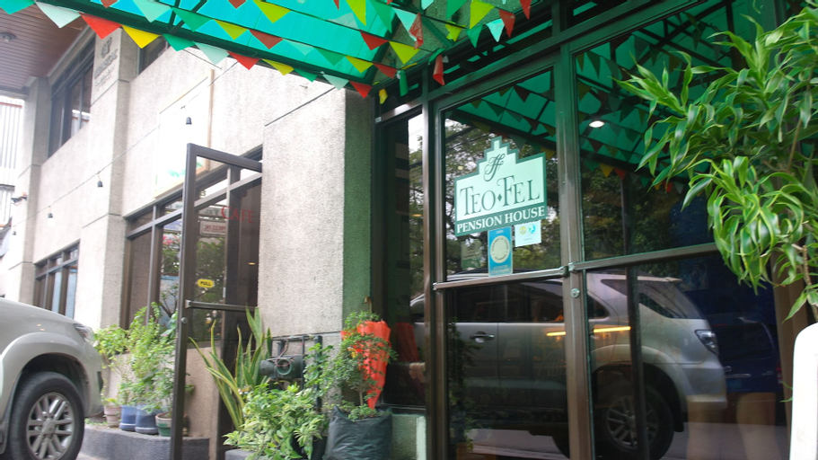 Teo-Fel Pension, Cebu City