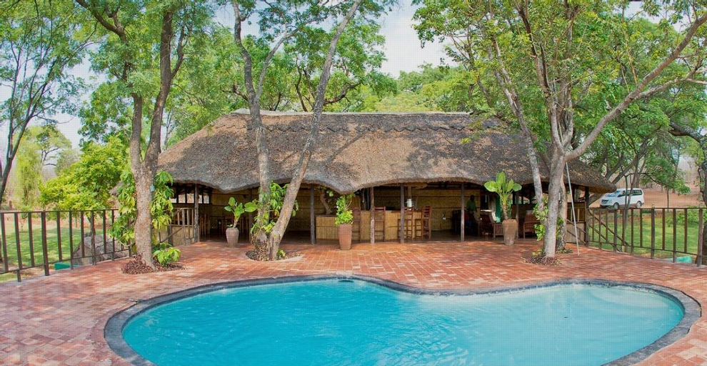 Jafuta Lodge, Hwange