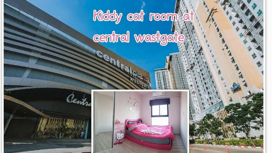 kiddy cat room at central westgate bangyai, Bang Bua Thong