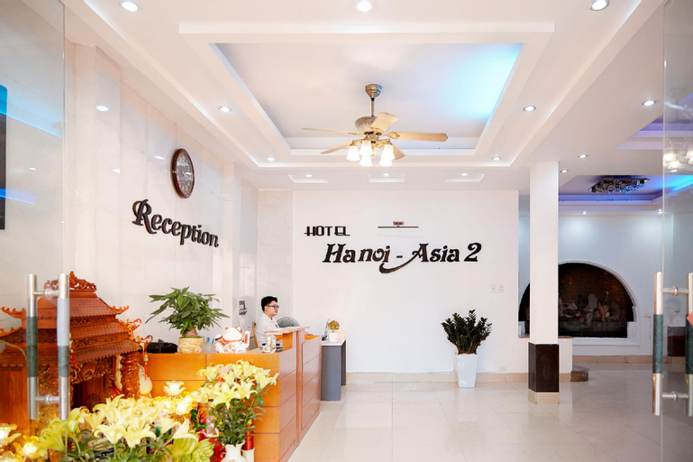 Hanoi Asia 2 Hotel, Long Biên