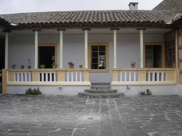 Villa de Tacvnga Hotel, Latacunga