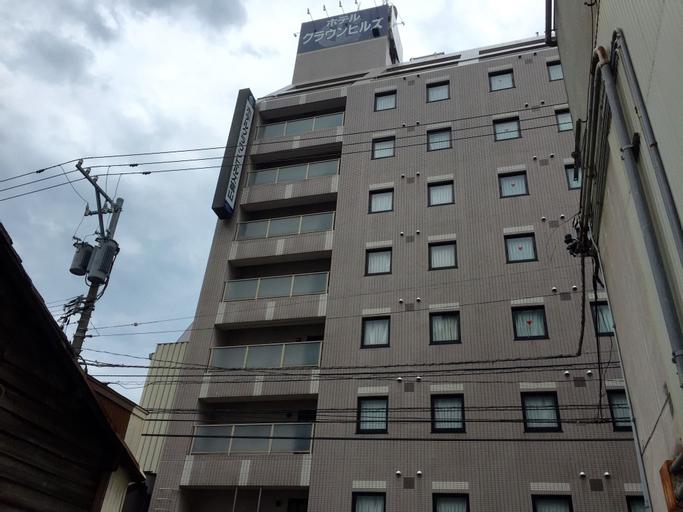 Crown hills Toyama, Toyama