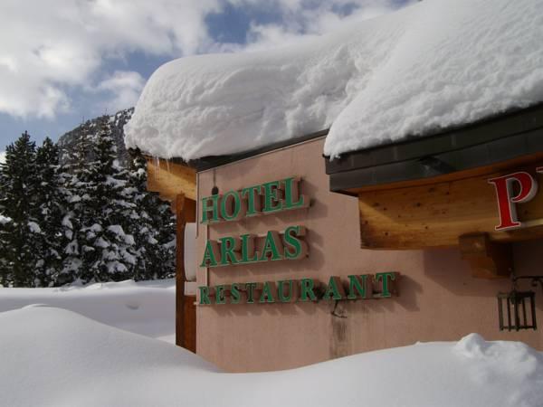 Hotel Arlas, Maloja