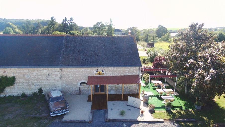 La Sacristie, Indre-et-Loire