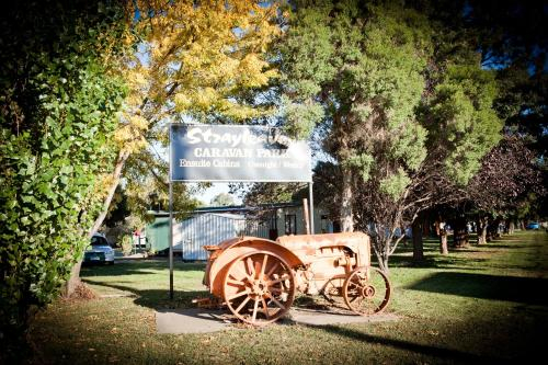 Strayleaves Caravan Park, Gr. Shepparton - Pt A