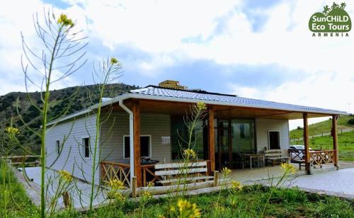 Eco Lodge in Wildlife Refuge,