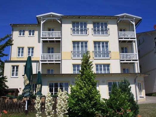 Hotel Garni Meeresgruß, Vorpommern-Rügen
