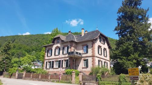 Forsthaus Merzalben H, Südwestpfalz