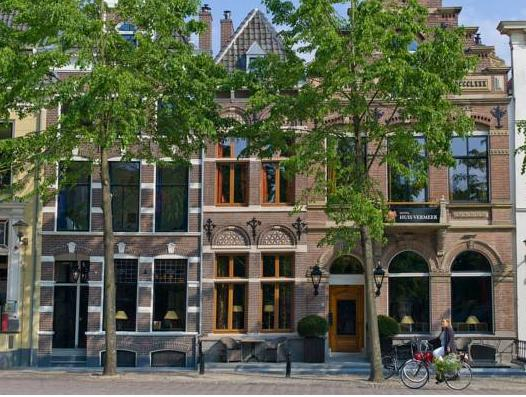 Grand Boutique Hotel-Restaurant Huis Vermeer, Deventer