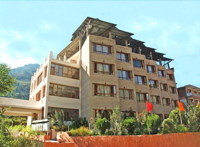 Hotel Chintpurni International, Reasi