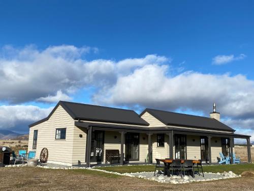 Pedalfish Cottages - Galaxy Views, Mackenzie