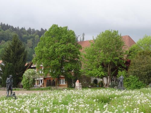 Gemeinschaftshaus im Oberdorf, Trachselwald