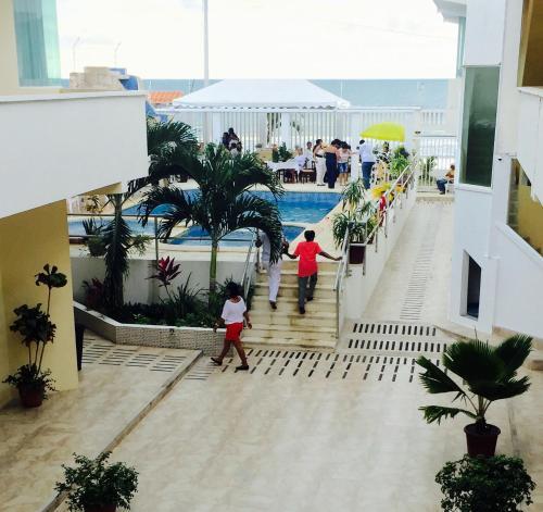 Casa y Mar Hotel, Atacames