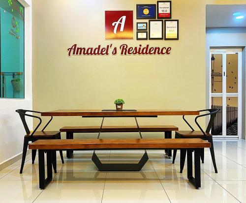 Amadel's Residence @ 13, Kota Melaka