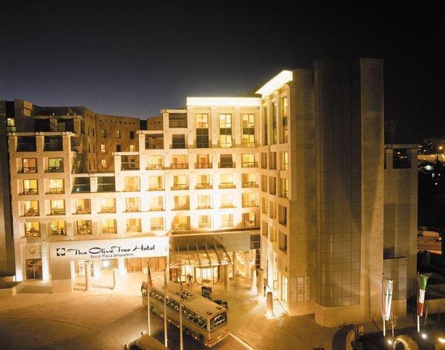 Olive Tree Hotel,