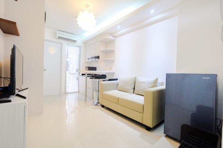 Modern 2BR + 1 at Bassura City Apartment By Travelio, East Jakarta