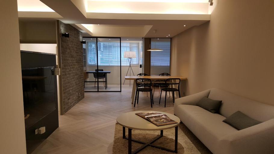 3 Bedrooms+1 Study room - Near Taipei 101 and MRT, Taipei City