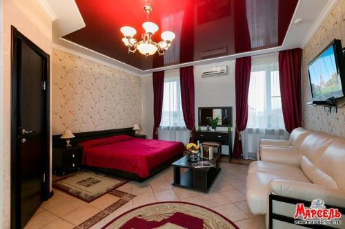 Marseille Hotel Krasnodar, Krasnodar gorsovet