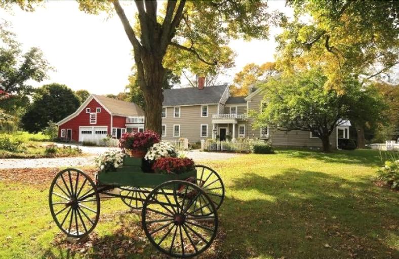 Evergreen Bed & Breakfast, New Haven