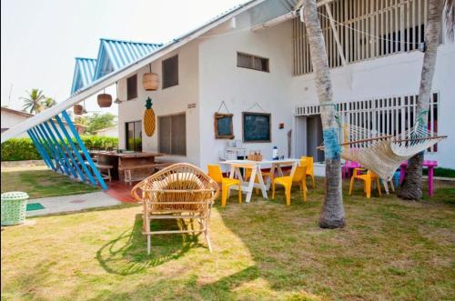 De Mar Amar Cabana-Hostal, Tolú