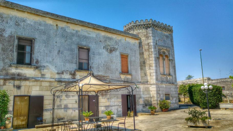 Villa Papaleo, Lecce