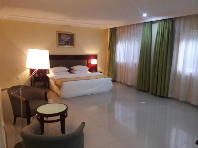 Check Inn Hotel Abuja, AbujaMun