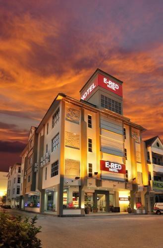 E Red Hotel Sunway, Seberang Perai Tengah