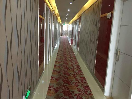 Thank Inn Chain Hotel Jiangsu Nantong Haimen Third Factory Dasheng Textile Factory, Nantong