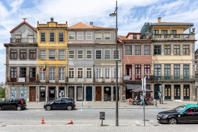 Tripas Coração Cordoaria River View, Porto
