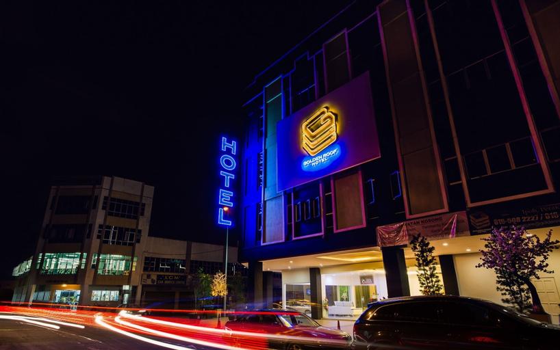 Golden Roof Hotel Ampang Ipoh, Kinta