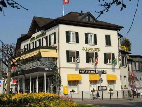 Hotel Schwanen Wil, Wil