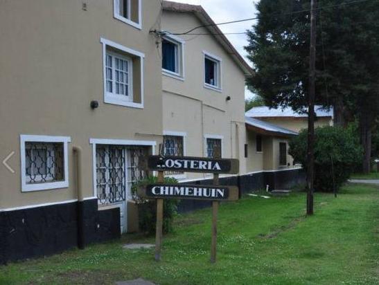 Hosteria Chimehuin, Huiliches
