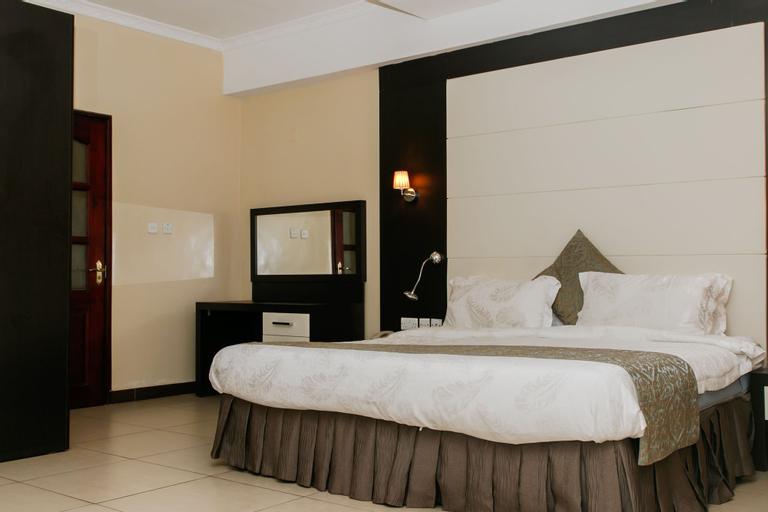 Laburnam Courts Apartments, Kampala