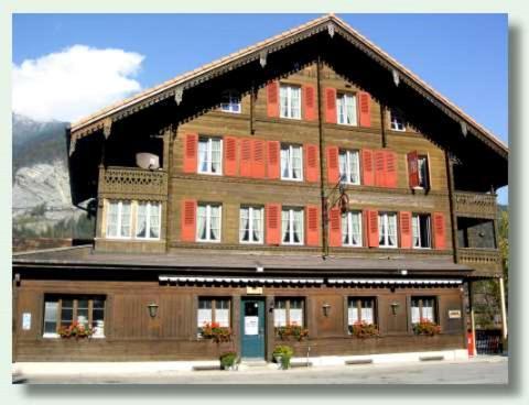 Hotel Rossli, Oberhasli