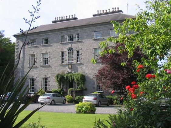 Coopershill House,