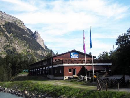 Kandersteg International Scout Centre, Frutigen