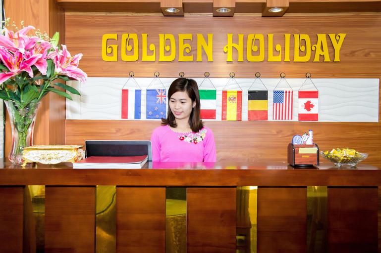 Cat Ba Golden Holiday Hotel, Cát Hải