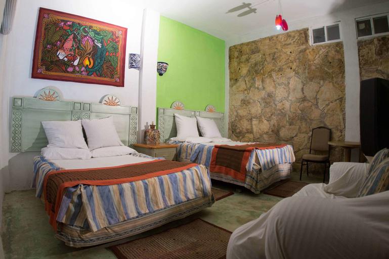 Hotel Tulum Iguanas, Cozumel