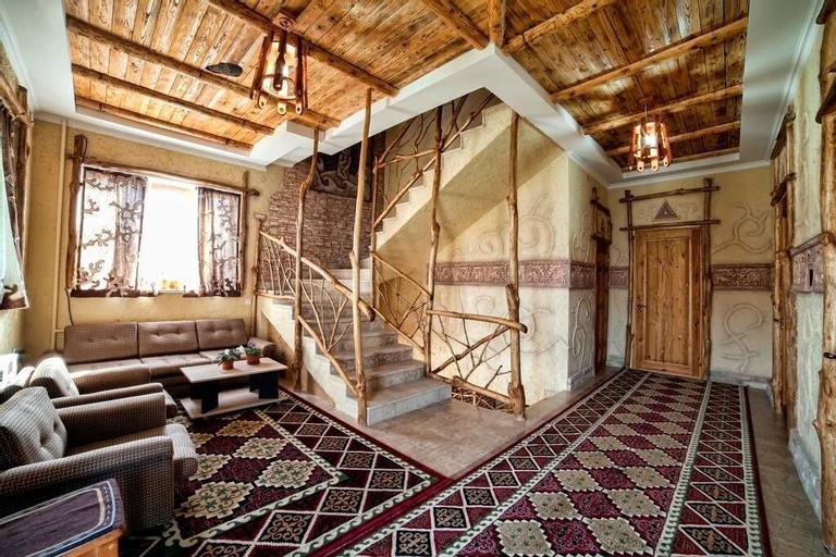 Ethno Hotel Osh, Osh