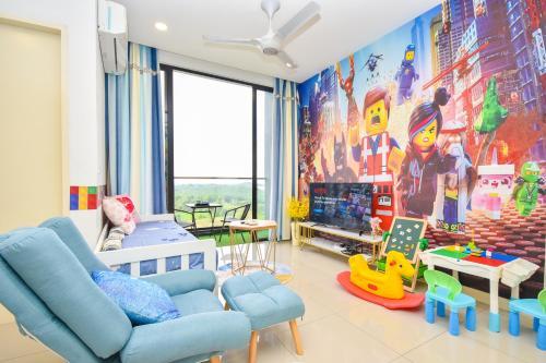 D'Pristine Theme Suite by Nest Home at LEGOLAND, Johor Bahru